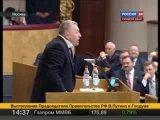 Жириновский в гос. думе 21.04.2010